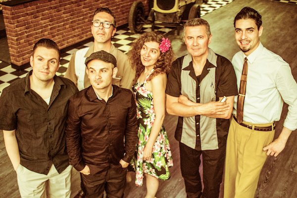 Lazy Buddies groupe français de blues swing rock'n roll rythm'n blues