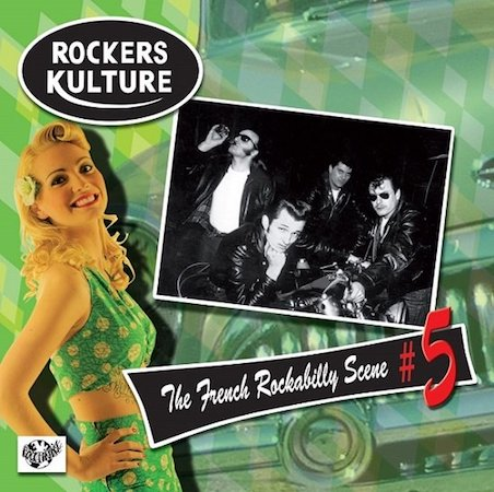 Rockers Kulture Lazy Buddies groupe français de blues swing rock'n roll rythm'n blues